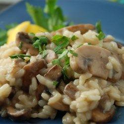 Gourmet Mushroom Risotto - Allrecipes.com