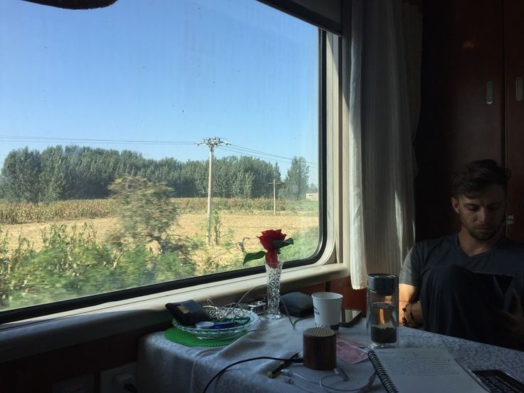 Day 9-10: Lanzhou — With Shanghaihabits. Hao Bao private suite from Lanzhou to Beijing 20 hours train ride