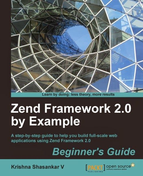 26 best web development images on pinterest pdf book web a step by step guide to help you build full scale web applications using zend framework fandeluxe Image collections