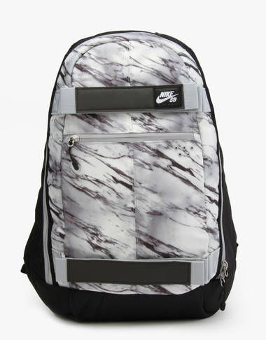Nike SB Embarca Backpack - marble bag