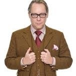 Vic Reeves - buying stuff in Agent Provocateur...lucky Nancy