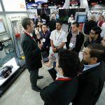 産業界のリーダーらが参集して、コネクテッドエンタープライズによる世界的な産業生産性の向上について学ぶ