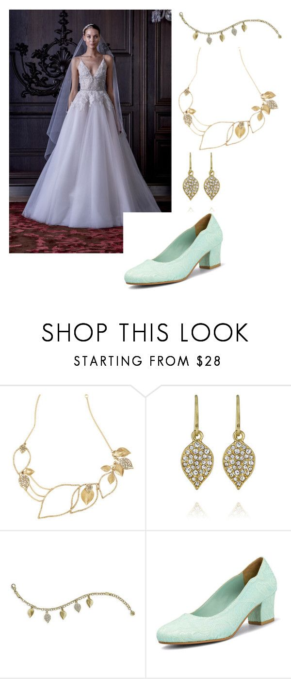 """Timeless styled by Lexi Asha Personal Wedding Assistant"" by lexi-asha ❤ liked on Polyvore featuring Monique Lhuillier and Chloe + Isabel"