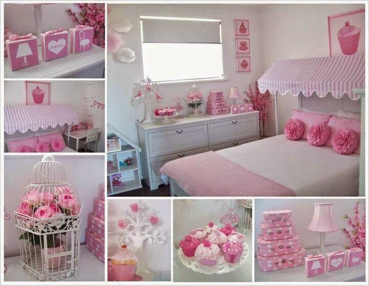 Cutie girl beedroom