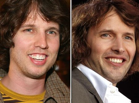 Actor John Heder and musician Janes Blunt