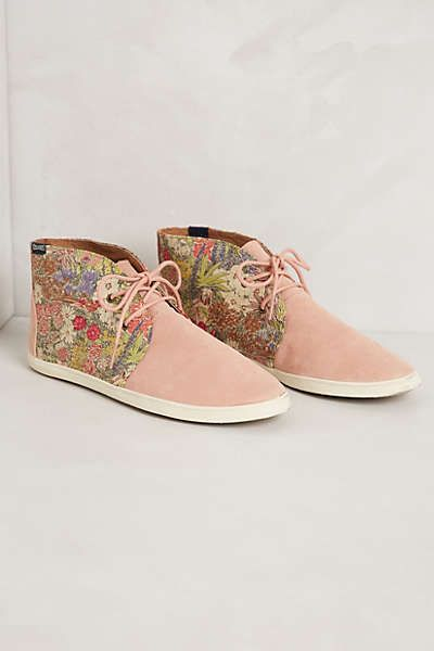 Anthropologie - Garden Path Chukkas