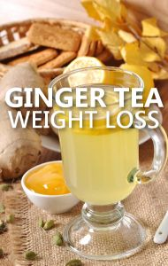 Dr oz ginger tea for weight loss