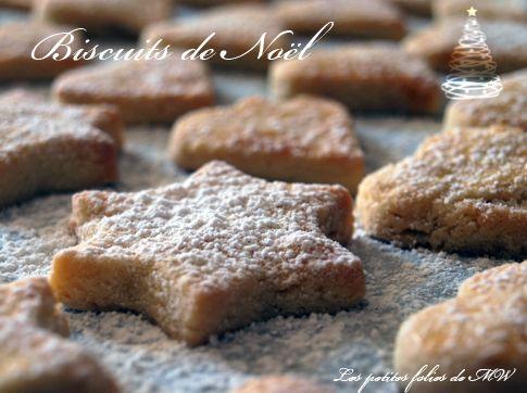 Recettes simples de biscuits de Noël pour les fêtes  vanille, cannelle, chocolat