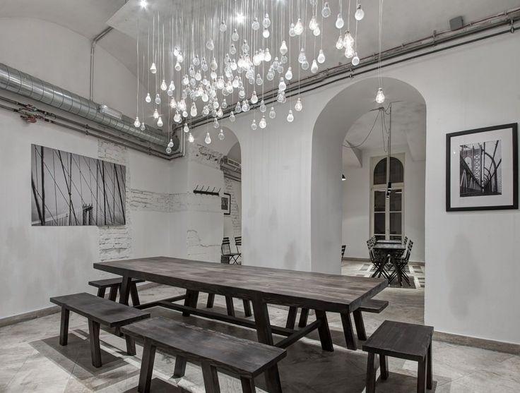71 best a.restaurant, dark images on pinterest | restaurant design