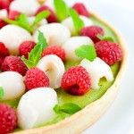 Potato Latke with Smoked Salmon, Soft-Boiled Quail Egg & Watercress Cream | Zen Can Cook