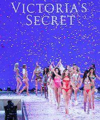 Zo bereiden Victoria's Secret modellen zich voor op de VS Fashion Show