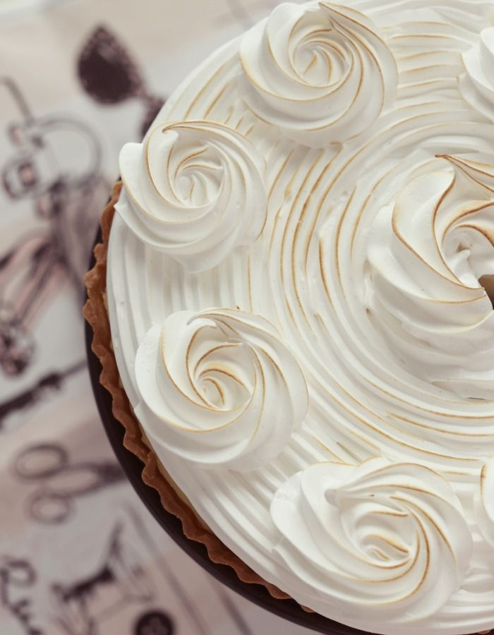 Lemon Meringue Pie with Love from Paris | Passion 4 baking :::GET INSPIRED:::