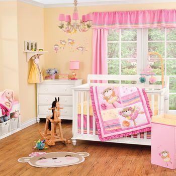fairy monkey nursery theme from #carters