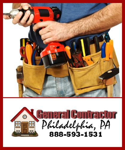 Philadelphia, PA General Contractor   Kitchens, Bathrooms, Decks and Patios and More