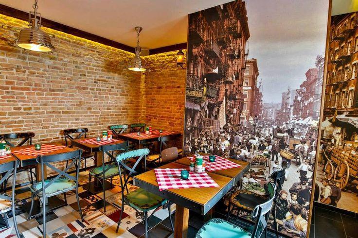 Resturant design diy
