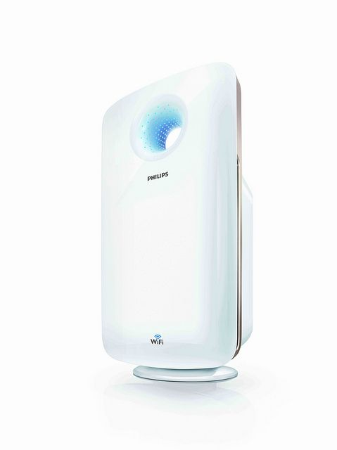 Philips Connected Air Purifier AC437201 WIFI: Philips Boosts Air Portfolio with Connected Purifier Announced at IFA 2013