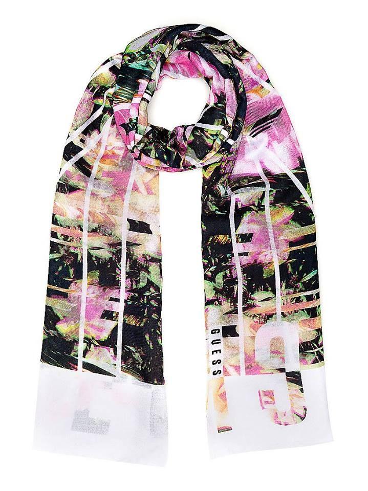 Шарфик GUESS, чудово доповнить твій весняний стиль! (салон: ТРЦ Мілленіум Холл, м. Жешув, Польща). http://www.guess.eu/en/Catalog/Browse/women/bags/?page=99#f_VisibleItems=224