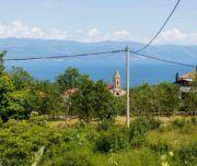 Ferienwohnung Anica in Risika auf Krk mit Meerblick