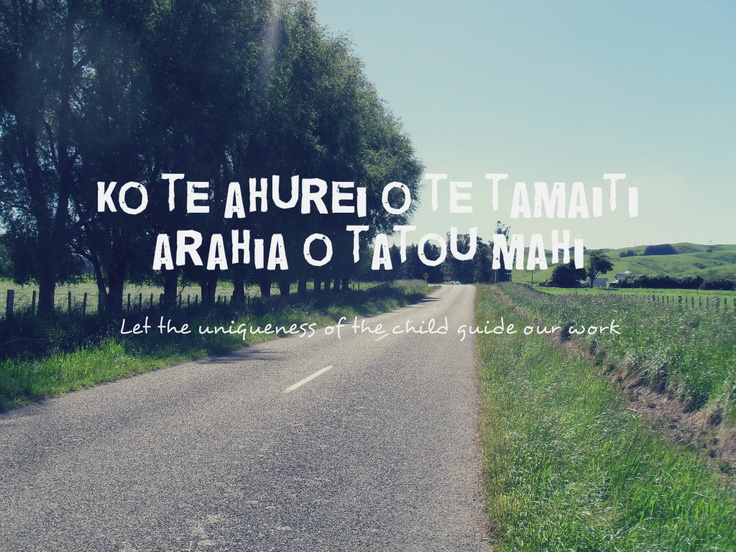 Maori proverb (Whakatauki)