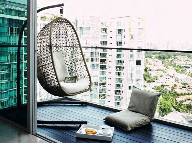 oltre 25 fantastiche idee su arredamento da balconi piccoli su ... - Idee Arredamento Balcone