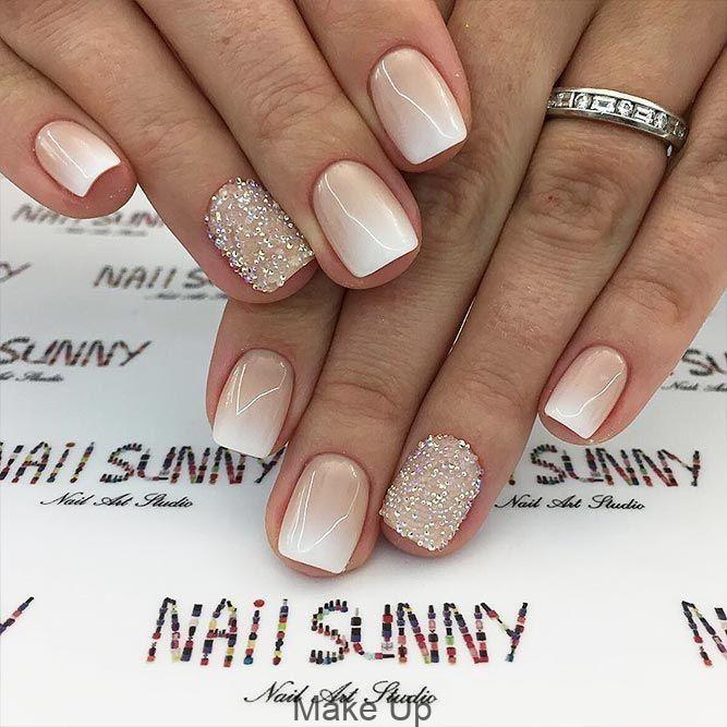 Designs uniques et magnifiques pour les ongles d'hiver ★ Voir plus: glaminati.com / ……   – Beauty