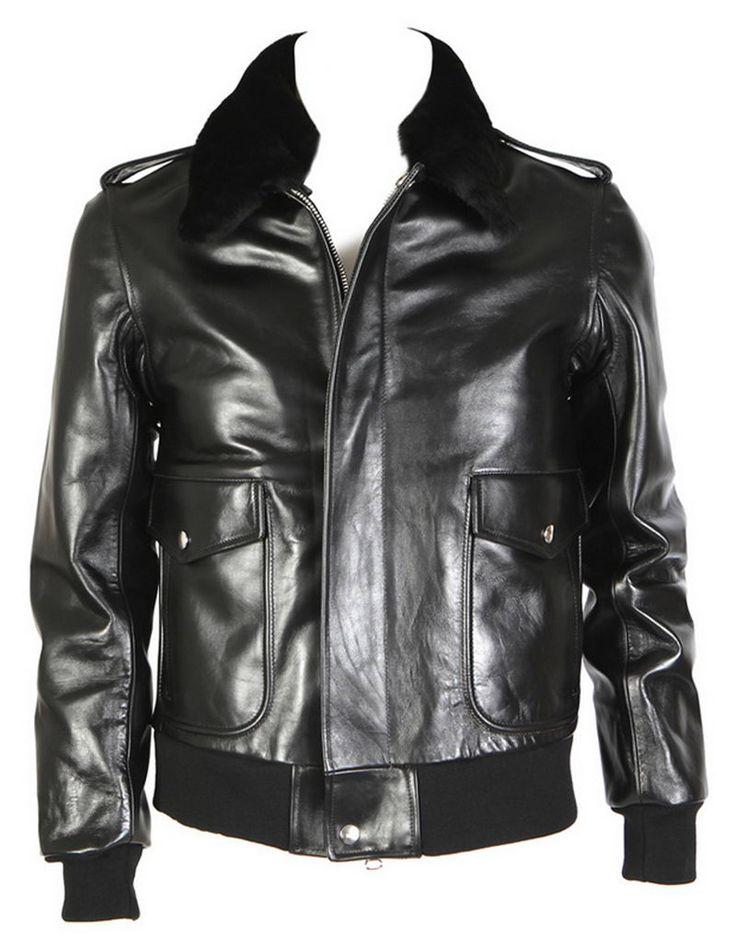 Кожаные куртки пилот мужские. Купить зимнюю куртку в интернет магазине в Москве
