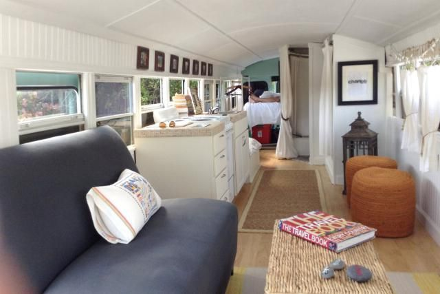 How to Transform a Used School Bus into a Roaming Tiny Home: Learn More About the Skoolie Lifestyle