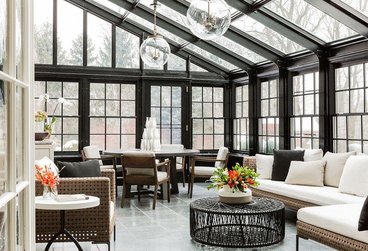 Terrat elms interior design portfolio interiors contemporary solarium