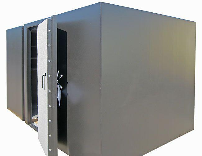 23 best vault room storm shelter panic room safe room for Modular safe room