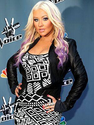 Christina Aguilera Embraces Body Through Aging, Motherhood : People.com