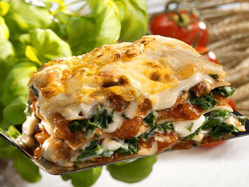 Lasagne vegetariane, ricetta Lasagne vegetariane - alfemminile.com