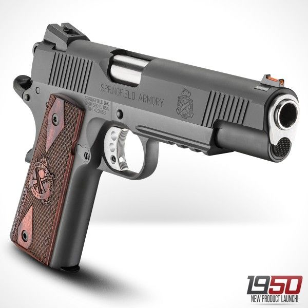 The New for 2016 Springfield Armory Range Officer Operator 1911 I really want this