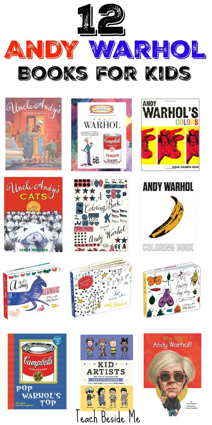 the life and works of andy warhol Discover facts about the artist, film-maker and author andy warhol read about his artworks and his role in the pop art movement.