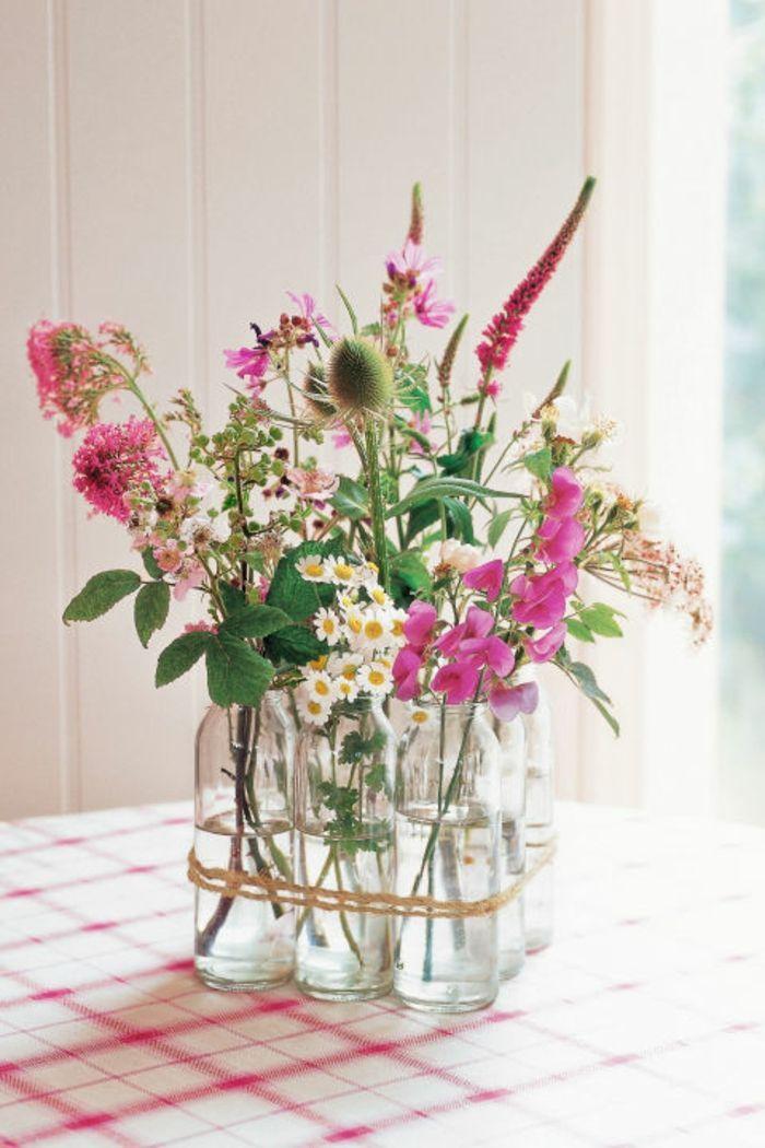 Blumen Deko Ideen.Deko Blumen 34 Ideen Wie Sie Mit Blumen Dekorieren