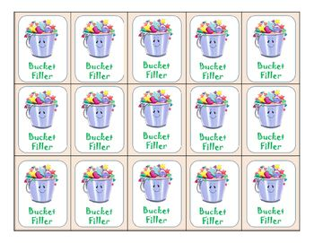 Here is a freebie for all you bucket fillers out there. Praise your students for…