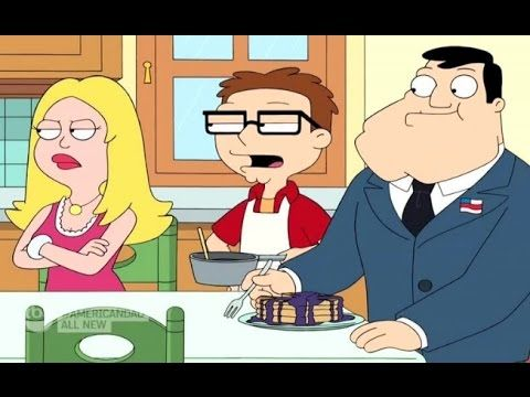 American Dad Full Episodes Season 11 Episode 4,5,6 - Animated Comedy Series