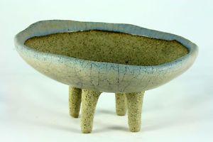 Accent Pot, Bonsaï Pot, Kusamono Auch eine meiner von mir hergestellten Schalen…