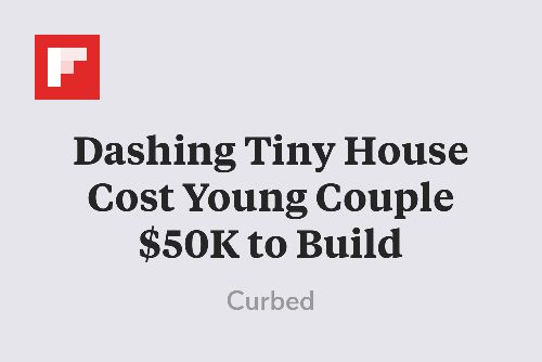 Best 25 tiny houses cost ideas on pinterest tiny home for How much does it really cost to build a house