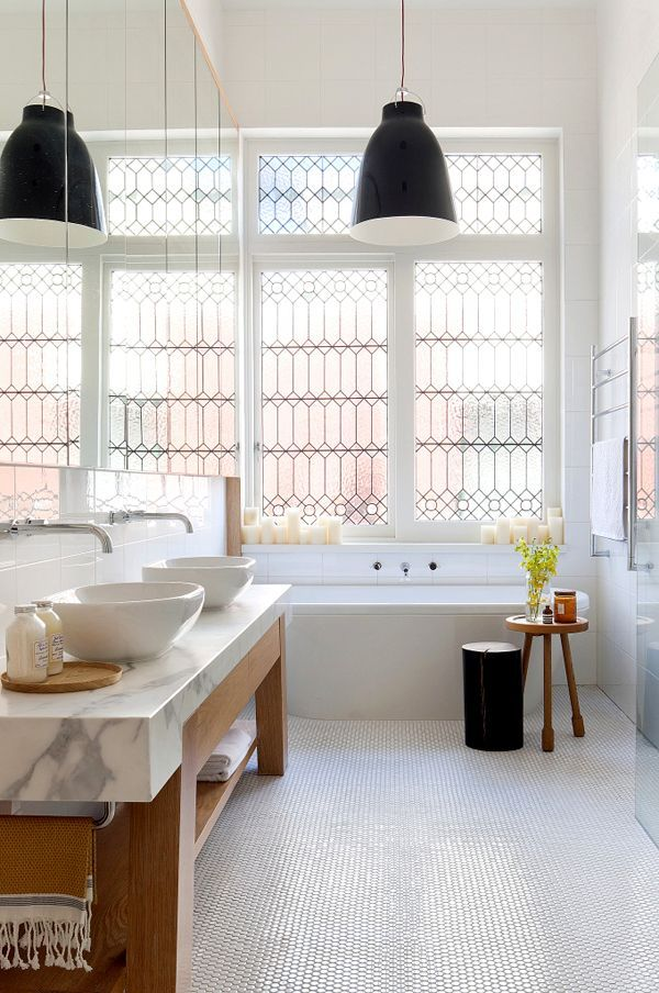 1000 Images About B A T H R O O M On Pinterest Clawfoot Tubs Vanities And White Subway Tiles