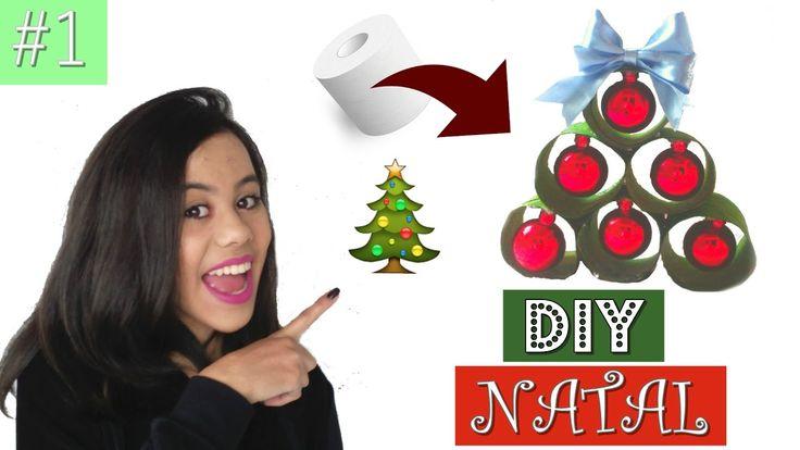 ESPECIAL NATAL | DIY: Árvore de Natal #1