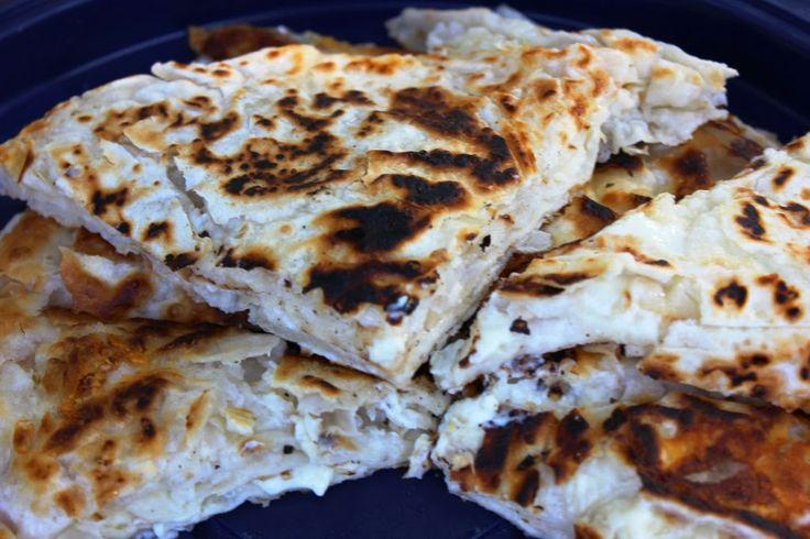 e-Pontos.gr: Περέκ, Παραδοσιακή Ποντιακή πίτα