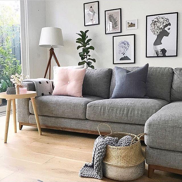 Die besten 25 Graue wohnzimmer Ideen auf Pinterest