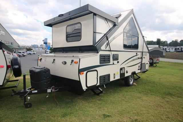2016 New Forest River Flagstaff Hard Side T21dmhw Pop Up