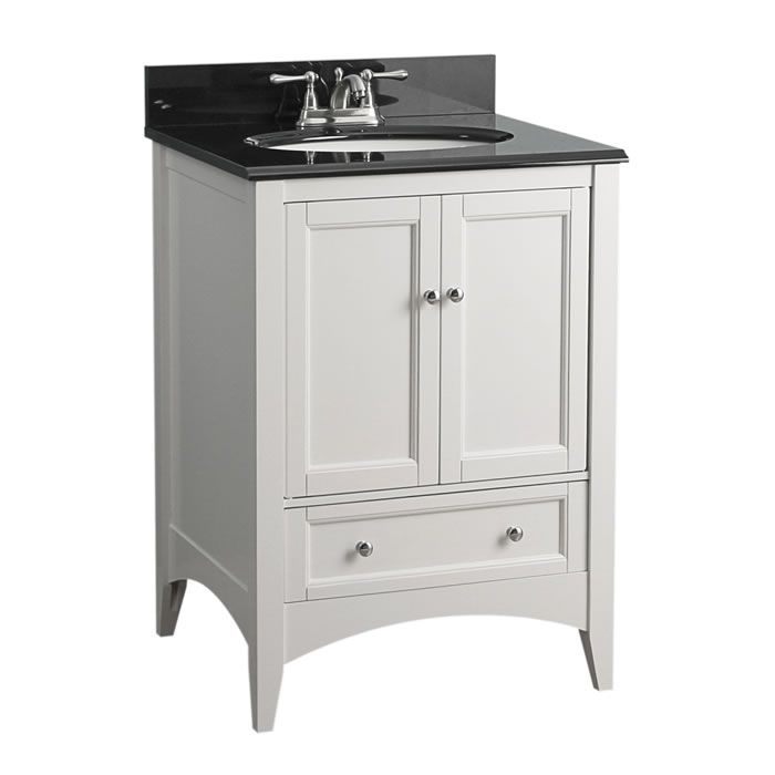 Photo Gallery For Website Berkshire white vanity by Foremost