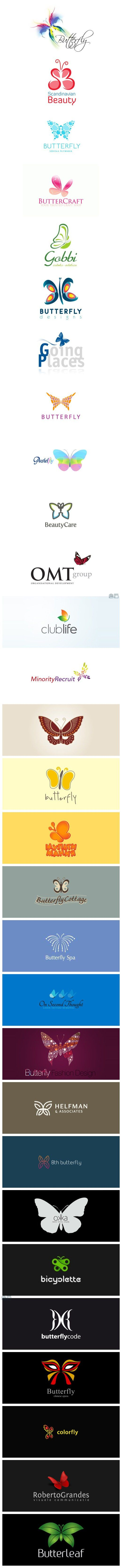 butterflies logo