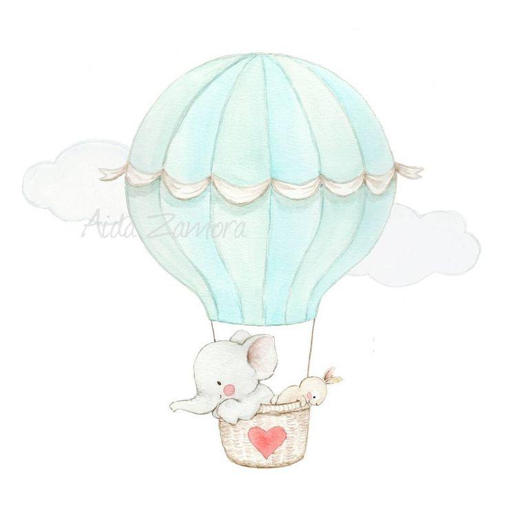 Y seguimos con la tanda de logos, tenía muchos para mostraros! esta ilustración del elefantito y su amigo el conejo en globo son para el logo de Marce de @corazon.de.malvavisco echad un vistazo a las cositas que hace 😉 #childrensillustration #airballon #watercolor #watercolorpainting #illustration #logo #watercolour #myartwork #logodesing #kidsart #cutedrawing #aidazamora #logos #acuarela #watercolorlogo #babyelephant #customlogo #bunny #illustratenow #globos #ilustracioninfantil…
