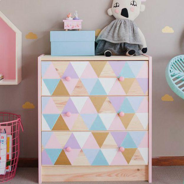 4 projetos DIY pra usar as cores do ano da Pantone - rose quartz e serenity