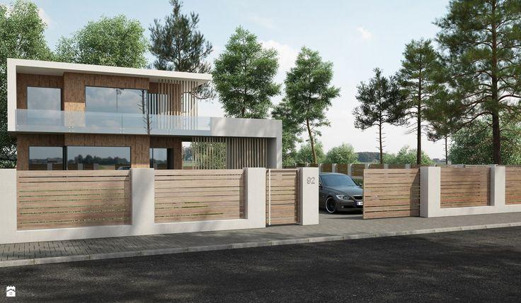 System PREMIER - nowoczesne ogrodzenie aluminiowe - zdjęcie od FENZ