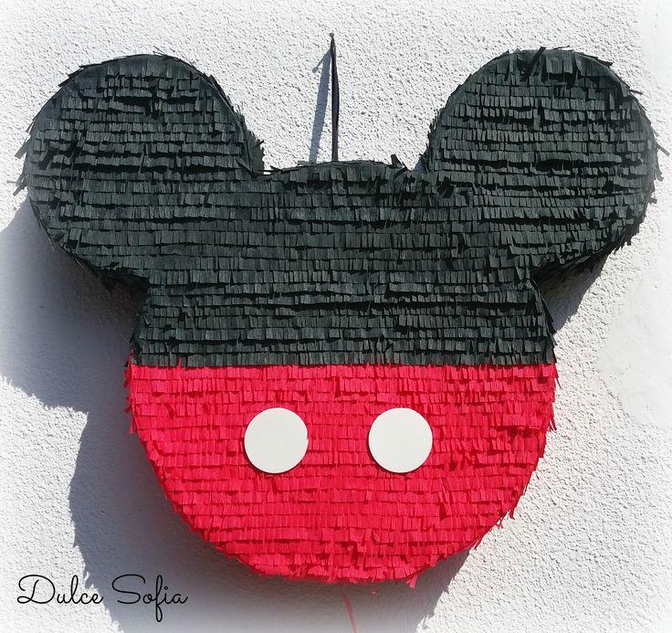 "Piñata ""Mickey"""