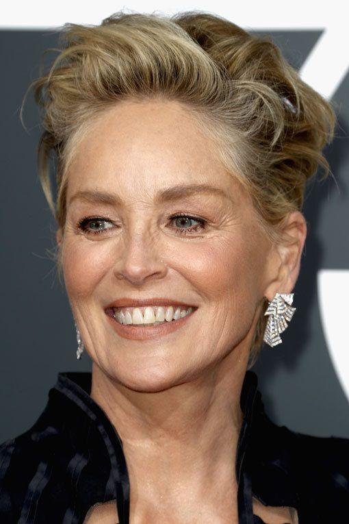 Image Result For Sharon Stone Frisur Hair Ideas Pinterest